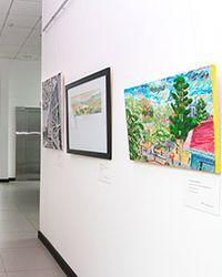 Galería del Consejo exhibe obras ganadoras de certamen estudiantil